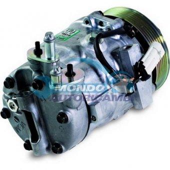 compressore aria condizionata sd 6v10 opel corsa agila 1 3. Black Bedroom Furniture Sets. Home Design Ideas